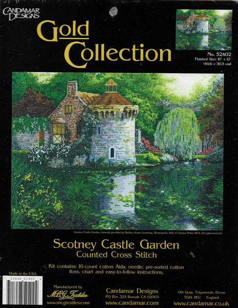 Scotney Castle Garden kit