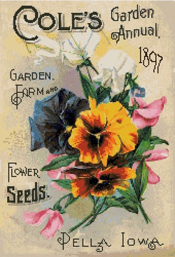 Coles Garden Annual 1897 Seeds PDF