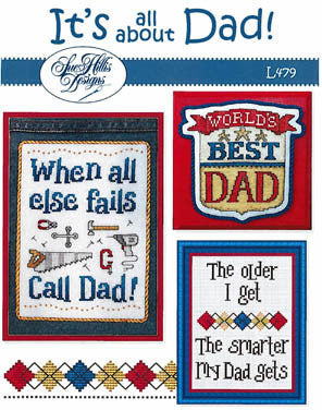 It's All About Dad pattern