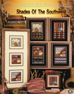 Cross My Heart Shades of the Southwest native american cross stitch pattern