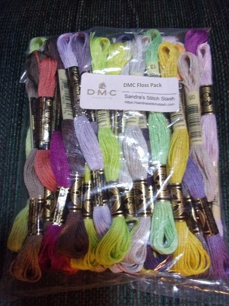 Athena Goddess of Wisdom MD-97 Floss Pack