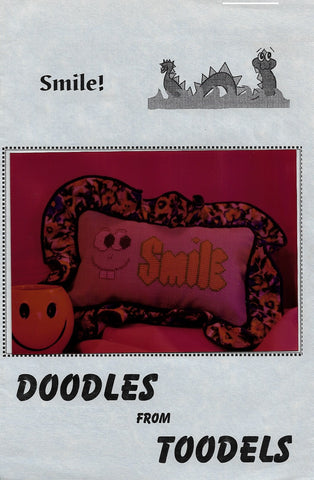 Nessy Lynn'sSmile Doodles from Toodles cross stitch pattern