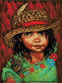 The Girl in the Hat by Sandy Austin Stein
