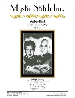 The Captains Star Trek pattern