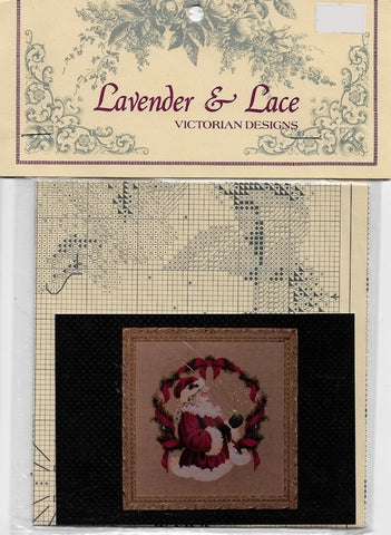 Lavender & Lace Spirit of Christmas L&L11 cross stitch pattern