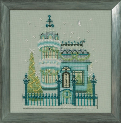 The Victorian House NC282 pattern