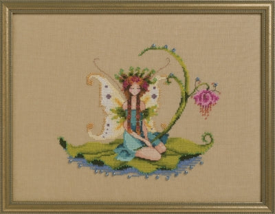 Mirabilia Nora Corbett Water Sprite NC266 cross stitch pattern