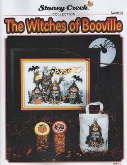 The Witches of Booville LFT75 pattern