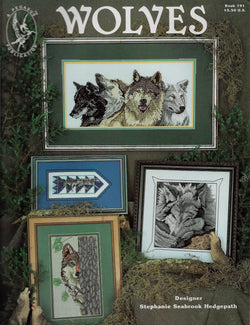 Pegasus Wolves 191 cross stitch pattern