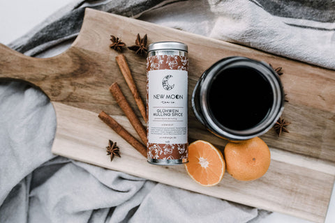 New Moon Tea Co Gluhwein