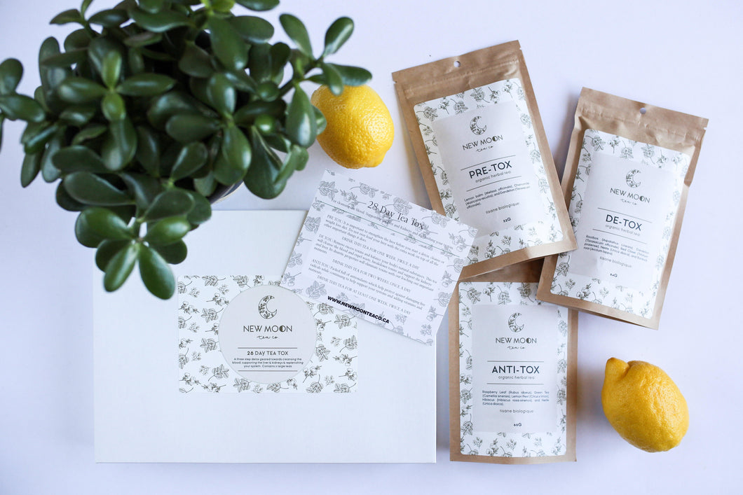 TeaTox Herbal Cleanse