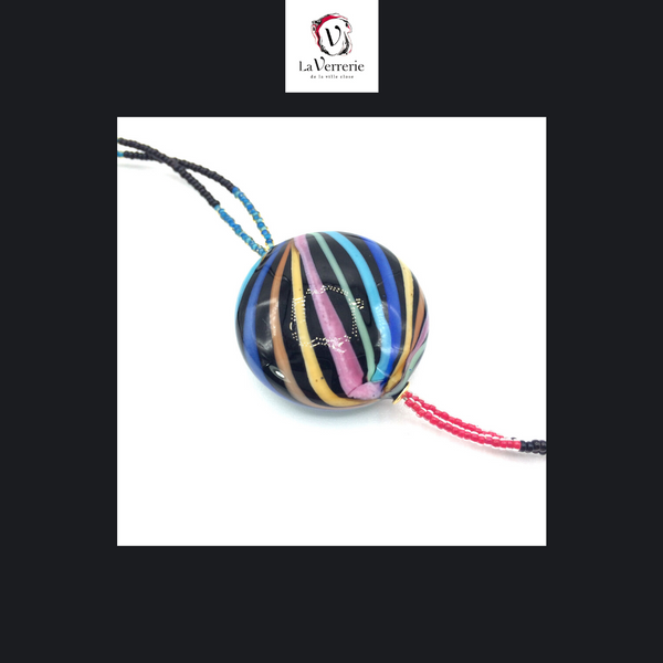 "Collier ""Rainbow"" - Long"