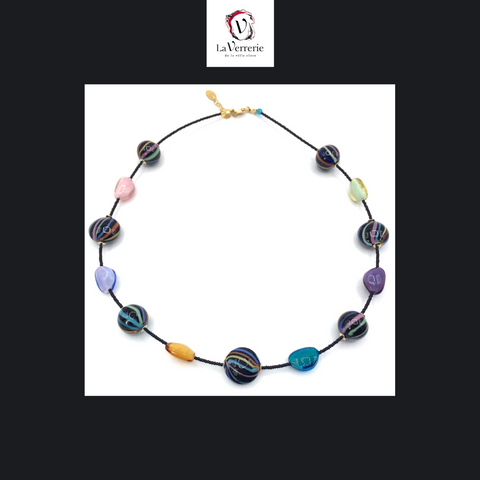 "Collier ""Rainbow"" - Court"