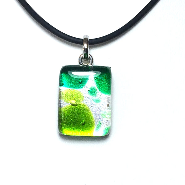 Pendentif fusion rectangle