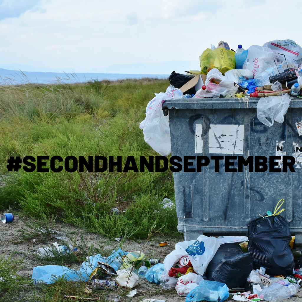 #SecondHandSeptember