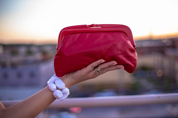 Red Ready Clutch