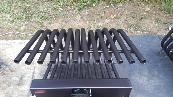 30TGR14TD Fireplace Grate Heat Exchanger. Fireback AndIron Blower Rack Heatilator Furnace Wood Gas Pellet