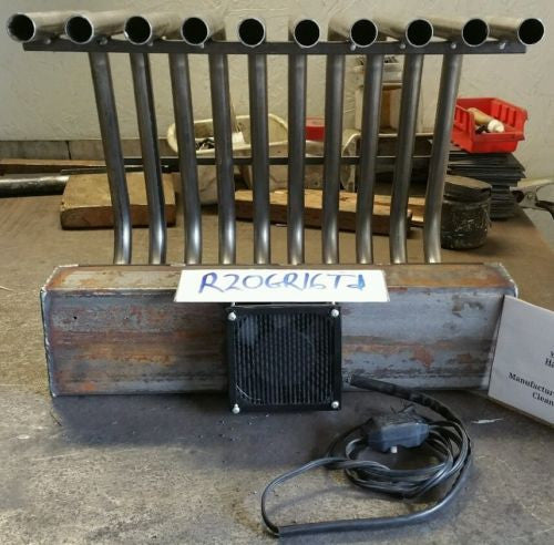 R20GR16TD RAW Fireplace Heat Exchanger