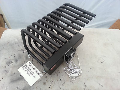 20GR14TD Grate Heater, Fireplace Heat Exchanger Fireback Andiron Heatilator Furnace Blower Log Rack
