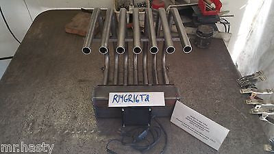 R16GR RAW Fireplace Heat Exchanger