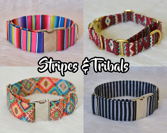 Stripes and Tribals
