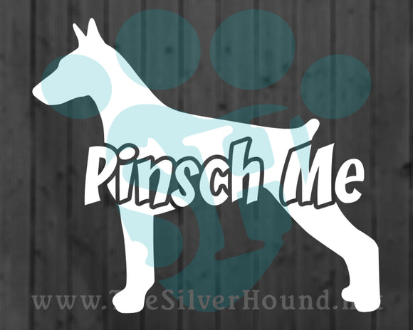 Pinsch Me (Decal)