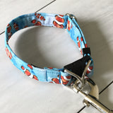 Leash Friendly Breakaway Collar - Pick Your Fabric!