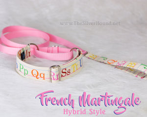 French Martingale / Slip Martingale (Hybrid Style - Available in all prints)