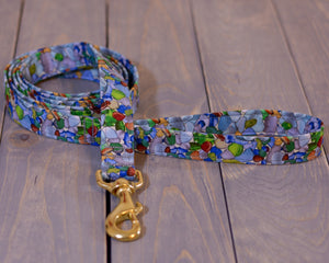 Full Fabric Dog Leash - Pick Your Fabric!