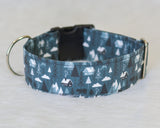 Plastic Hardware Collar (Choose your fabric & Hardware)