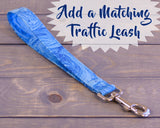 Traffic Leash/Handle - Pick Your Fabric!