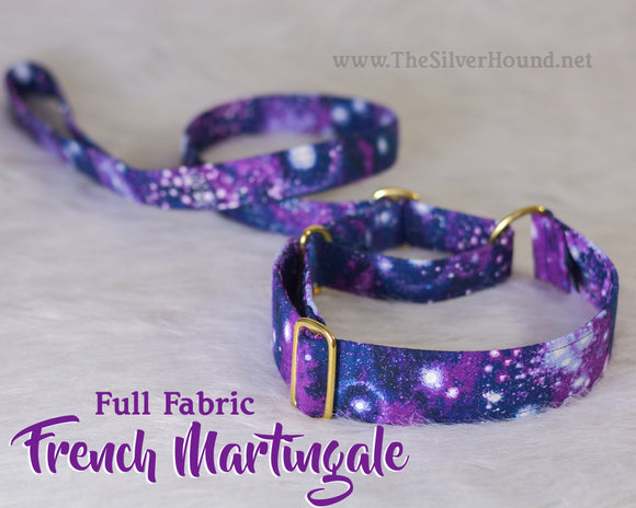 French Martingale / Slip Martingale (Full Fabric - Available in select prints)