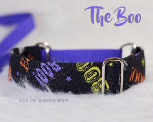 "The Boo Collar (1.5"" or 2"" Only)"