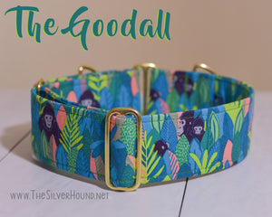 "The Goodall Collar (2"" Wide Only)"