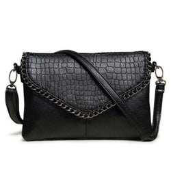vintage casual small alligator  ladies party purse designer shoulder messenger crossbody bags