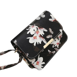 Small Satchel Women PU Leather Shoulder Bag Crossbody Bag