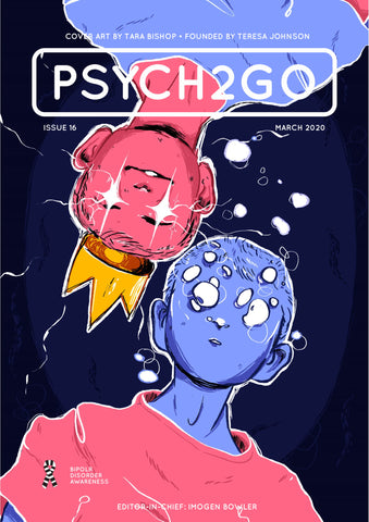 Psych2Go Magazine #16 - Bipolar disorder (Physical)