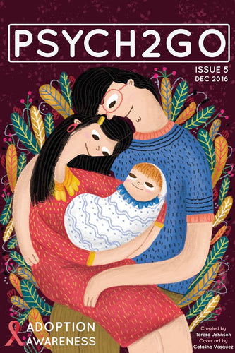 Psych2Go Magazine #5 - Adoption Awareness (Physical)