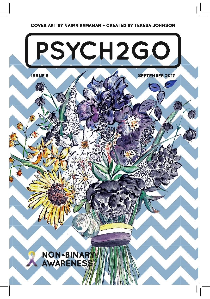 Psych2Go Magazine #8 - Non-Binary Awareness (Digital)