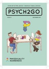 PSYCH2GO Magazine #6-9 - Asexuality, Bisexuality, Non-binary Genders & Pansexuality(Digital)