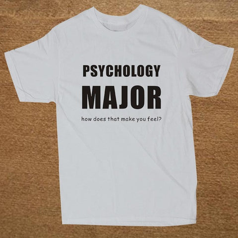 Psychology Major How Does that MakeYou Feel?