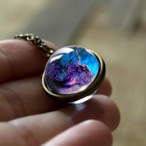 Universe in a Necklaces
