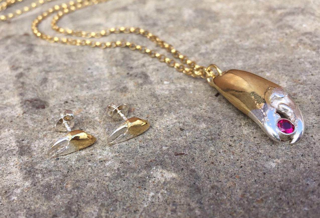 Crab Claw Collection - Jennifer Kinnear Jewellery