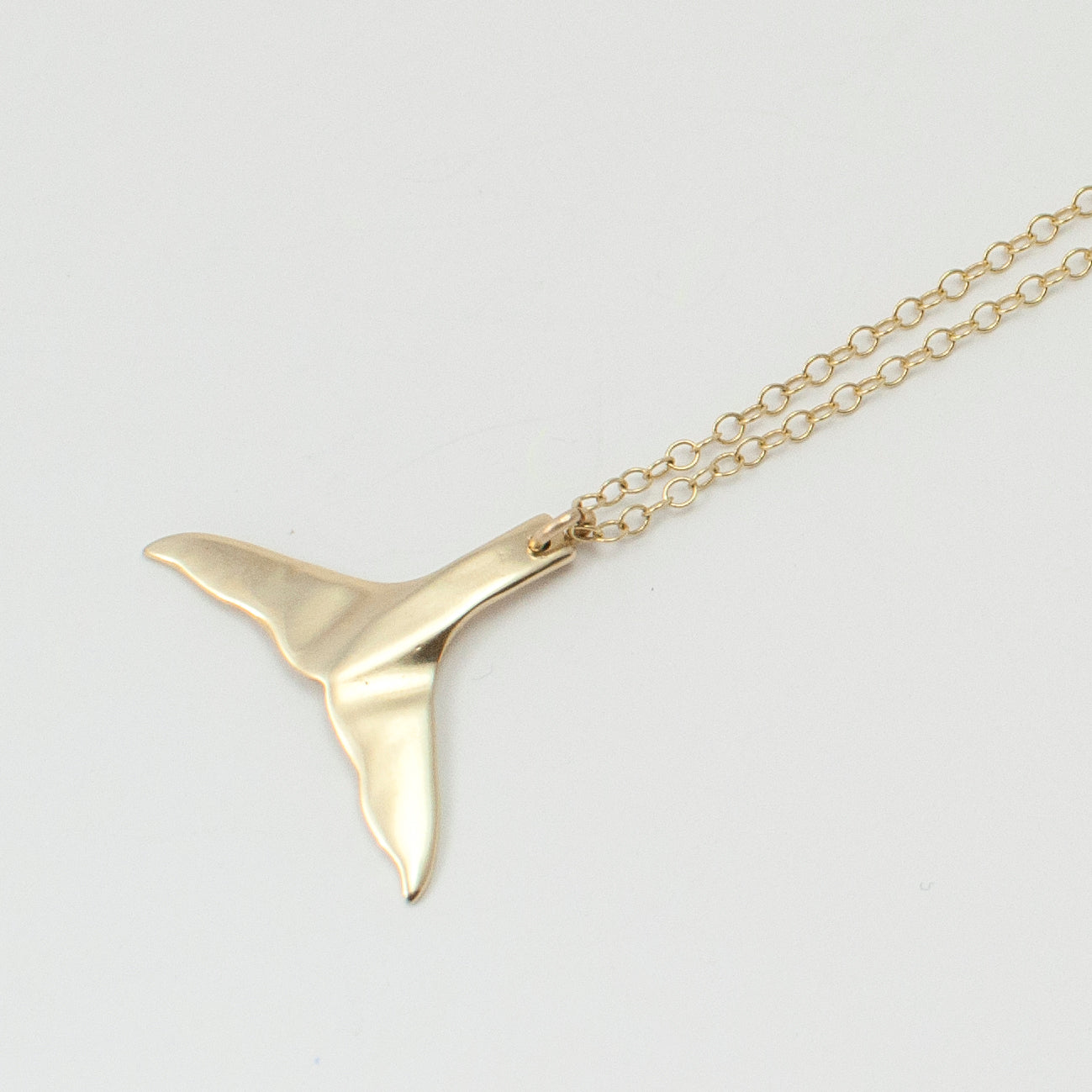 WHALES TAIL Necklace