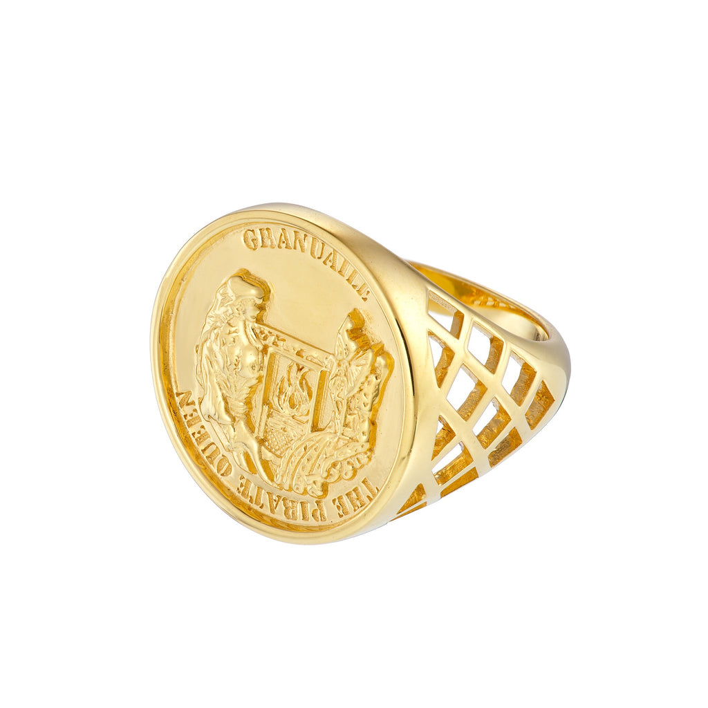 GRACE O'MALLEY Sovereign Ring