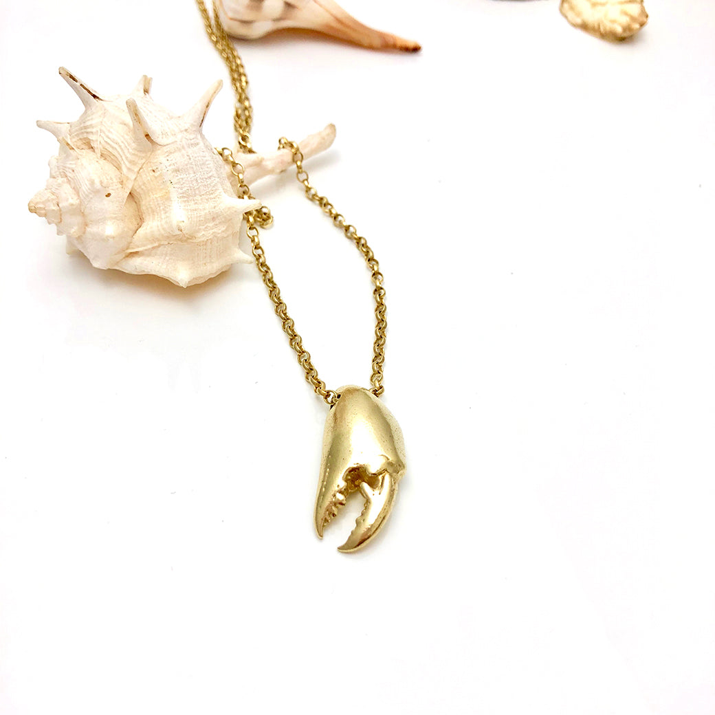 CRAB CLAW Necklace