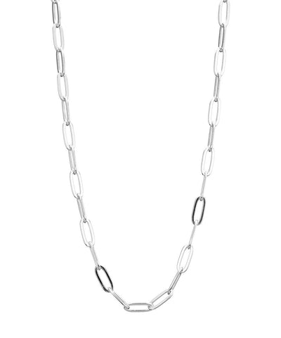 Silver Link Chain