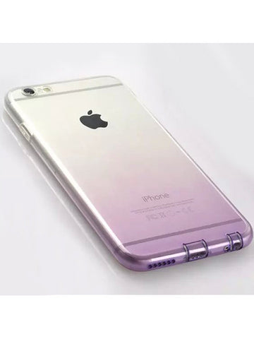 Purple Gradient iPhone Case