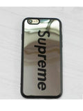 Supreme Mirror iPhone Case