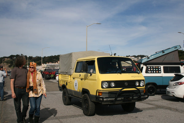 Scott Shelley's Banana Doka!